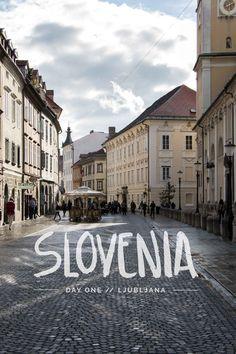 Ljubljana, Slovenia // Slovenia & Croatia Road Trip: Ljubljana, Slovenia — The Light Rust Journal