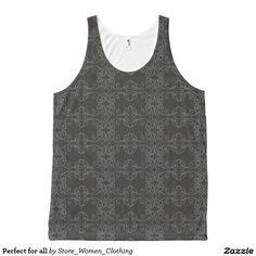 Perfect for all All-Over print tank top #Perfect for all All-Over #print #tank #top