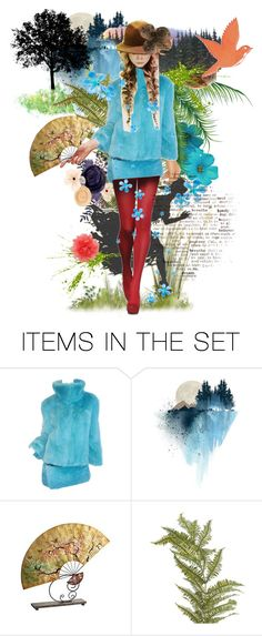 """""""Alone"""" by mary-thor ❤ liked on Polyvore featuring art"""