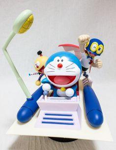 Fujiko Fujio Characters Doraemon Paaman Korosuke Figure Banpresto JAPAN ANIME