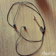 Arrow necklace 😻