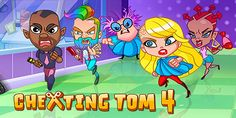 Cheating Tom 4 Hack Cheat Online Generator Coins Unlimited  Cheating Tom 4 Hack Cheat Online Generator Coins Unlimited Start having fun with this new Cheating Tom 4 Hack Online. You will see that this game will offer you some great features that you will enjoy. In this game you will have to enter in the real world and get yourself a job. You will need to... http://cheatsonlinegames.com/cheating-tom-4-hack/