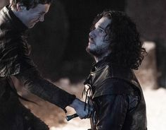 VIRAL: HBO Releases Images Of Jon Snow Death Scene Script From...