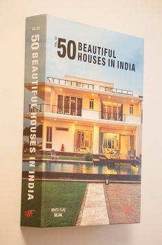 "Recently featured our project in "" 50 Beautiful Houses of India "" - Vol 3 ( White Flag publishers ). Priveleged to have our projects featured consequently in all volumes. Sharing with you all some glimpse of the project. As they say, "" All you ever wanted to know about world of beautiful homes rowing is contained in the pages of White Flags new book "" Kindly follow the link below to know more about the project : http://archanashah.com/?portfolio=1680 #archanaamit #architecture #publicatio"
