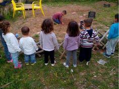 Μαθήματα κηπουρικής στο Χαμόγελο! Το χαμόγελο του παιδιού