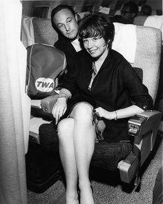 Gene Kelly and Shirley MacLaine