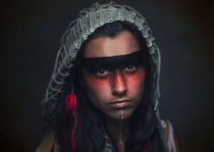 40 Face Painting Portrait Photography Ideas