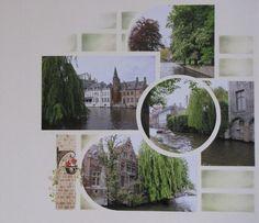 1005 - Photo de Bruges et ses envrons,mai 2010 - Flopassionscrap