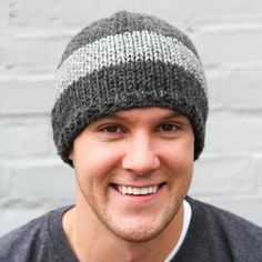 Check out My Mountain Schachenmayr WEBS Watch Cap (Free) at WEBS | Yarn.com.