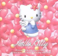 Hello Kitty - Picture Gallery Page 9 Hello Kitty Tumblr, Hello Kitty Art, Hello Kitty Pictures, Sanrio Hello Kitty, Hello Kitty Backgrounds, Hello Kitty Wallpaper, Pink Prints, Sanrio Characters, Pink Aesthetic