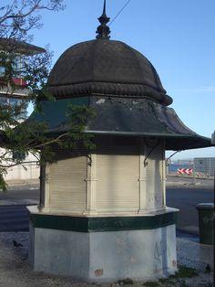 Fun Art, Cool Art, Guard House, Food Vans, Mobile Bar, Wide World, Food Court, Most Beautiful Cities, Lisbon