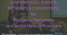 Just added #SocialFresh2016 to #Events & Conventions for Bloggers & #SocialMedia Influencers
