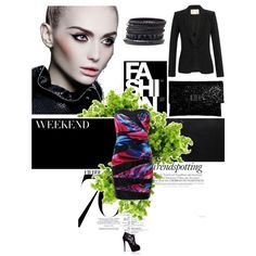 Weekend, created by #scarlettohara123 on #polyvore. #fashion #style #Lipsy A.L.C.