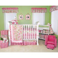 Paisley Park Crib Bedding Collection