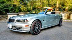E46 Cabrio, Bmw E46, Convertible, Wheels, Cars, Vehicles, Autos, Infinity Dress, Car