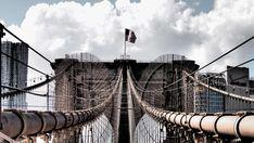 #attraction #brooklyn bridge #landmark #new york #new york city #places of interest