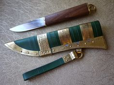 Audhumbla: Viking knife