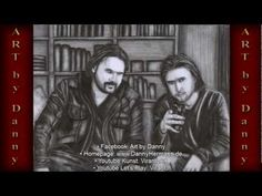 Let's Draw Gronkh & Sarazar - Speed Drawing #0009 [HD] [German] [ART] - http://www.7tv.net/lets-draw-gronkh-sarazar-speed-drawing-0009-hd-german-art/