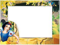 Disney Party Ideas:  Snow White & the 7 Dwarfs Party