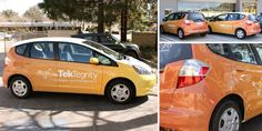 TekTegrity  car wraps. Great colors!