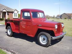 1948 Willys Truck - Photo submitted by Larry Beardsley.