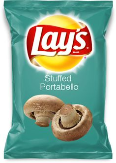Would you eat Stuffed Portabello @LAYS flavored chips? #Vote for me!