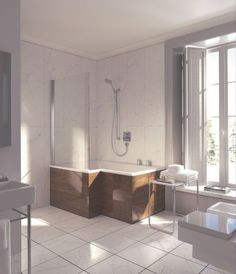 tub shower combos   ... shower and bathtub combo - the dream combination: Shower and Bath in
