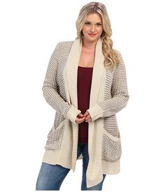 BB Dakota Plus Size Atwell Sweater