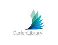 Darien Library by Steff Geissbuhler, via Behance
