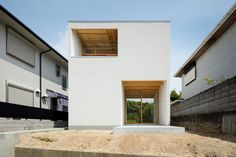 Sohei Arao, Casa a Mikage, Higashinada-ku, 2016