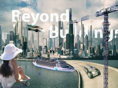 What The World, Smart City, Above And Beyond, Smart People, New York Skyline, Community, Buildings, September, Travel