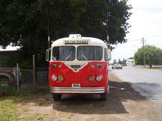 1954 Flxible Visacoach