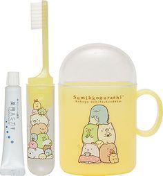 AmiAmi [Character & Hobby Shop] | Sumikko Gurashi - Toothbrush Set(Released)