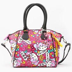aeac742997a4 Hello Kitty Japanimation - Crossbody Bag