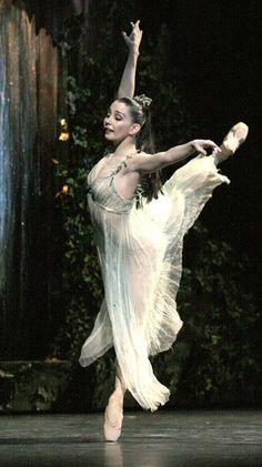 Tamara Rojo as Ondine (Royal Ballet); Photo by Alastair Muir
