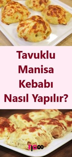 How to Make Chicken Manisa Kebab? - How to Make Chicken Manisa Kebab? the to # Kebab - Burger Recipes, Salad Recipes, Vegan Recipes, Yummy Chicken Recipes, Yummy Food, Yummy Recipes, Oven Chicken, Chicken Kebab, Crispy Sweet Potato