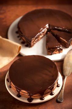 The world best chocolat cake