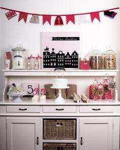 Sinterklaas Sweet Table voor 5 december !