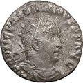 VALERIAN I 253AD Ancient SILVER Roman Coin Liberalitas Cult Wealth i21585 RARE