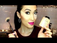 How To Highlight, Contour & Blush - best YouTube tutorial for everyday contouring