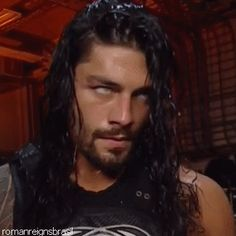 My expression when Triple H, Tater Tots {Sheamus}, Tyler Breeze, John Cena, New Day and Stephanie McMahon come on my tv Roman Reigns Memes, Wwe Roman Reigns, Wwe Reigns, Beautiful Person, Beautiful Men, Dean Ambrose Shield, First Spear, Roman Regins, Deep Set Eyes