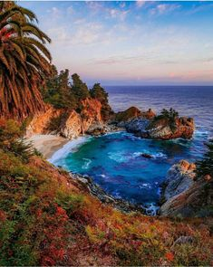 in Big Sur, California .