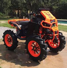 Rc Cars And Trucks, Ford Trucks, E Quad, Can Am Atv, Atv Riding, Jeep Suv, Go Car, Quad Bike, Atv Four Wheelers