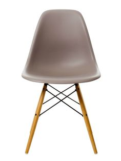 Eames Plastic Side Chair by Charles & Ray Eames