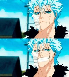 Anime/manga: Bleach Character: Grimmjow, that reminds me. I'm going to Anime Minneapolis in May 2014, and guess who's coming? THE DUBBED VOICE ACTOR OF GRIMMJOW!!!