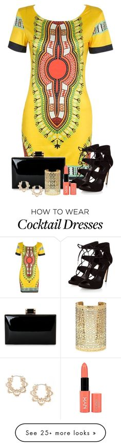 """Cocktail Party"" by mrs-soudaphone-styles on Polyvore featuring NYX and Forever 21"