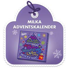 Milka Mix-Adventskalender 251g