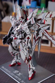 Arte Gundam, Gundam 00, Digimon Wallpaper, Gundam Toys, Gundam Iron Blooded Orphans, Gundam Exia, Best Color Schemes, Robot Concept Art, Custom Gundam