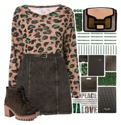 """""""👗Casual Style!"""" by arierrefatir ❤ liked on Polyvore featuring Dorothy Perkins, Pierre Hardy, NARS Cosmetics, Harrods, Yves Saint Laurent, Toast, Casetify, Rene Furterer, Montegrappa and leopard"""