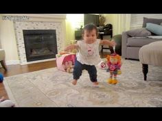 JULIANNA IS WALKING!!! - September 22, 2013 - itsJudysLife Vlog